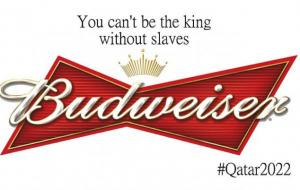 budweiser qatar