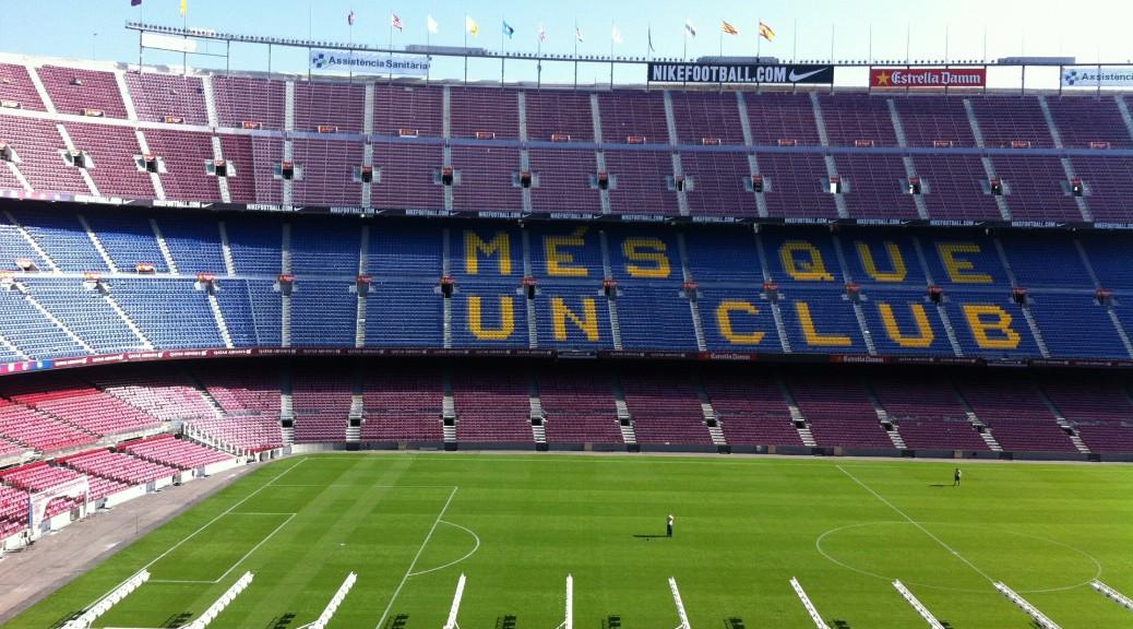 reputación online del Barça